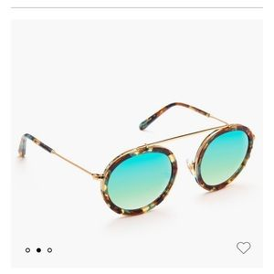 KREWE Accessories - Krewe Conti Mambo 24k Sunglasses (SOLD OUT)